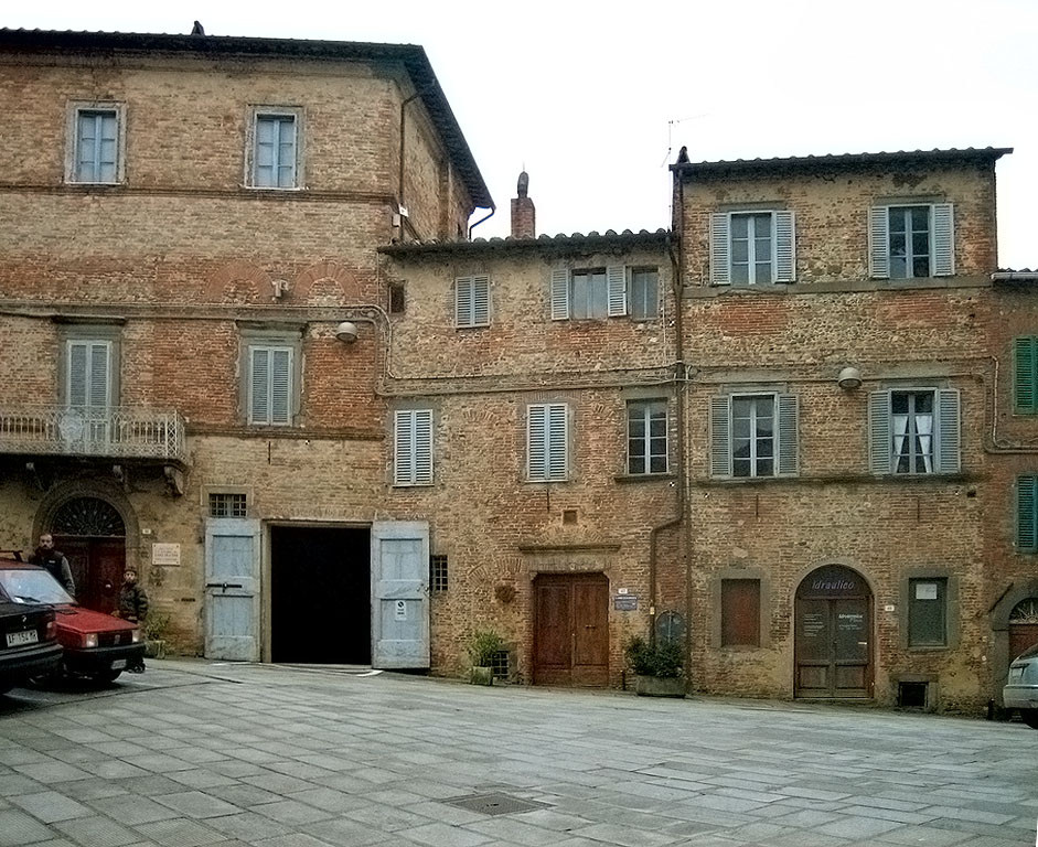Rent a castle in Città della Pieve