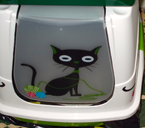 The Rolls Royce of kitty litter boxes