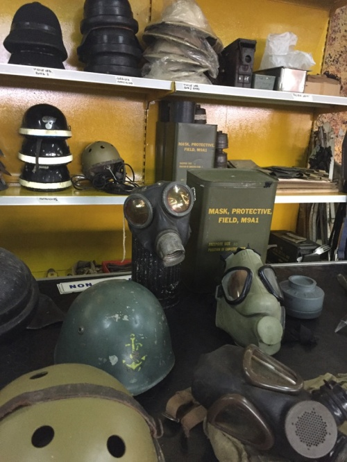 All your gas mask needs can be met right here!